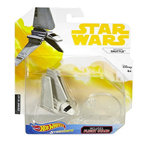 Hot Wheels Star Wars Imperial Shuttle Vehicle