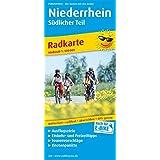 Niederrhein - Südlicher Teil: Radkarte mit Ausflugszielen, Einkehr- & Freizeittipps, wetterfest, reissfest, abwischbar, GPS-genau. 1:100000 (Radkarte / RK)