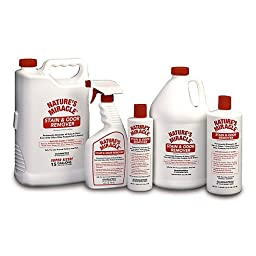 Nature\'s Miracle Stain & Odor Remover, Power Sprayer 192 oz