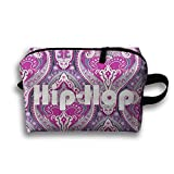 Hiphop Travel Bag Multifunction Portable Toiletry Bag Organizer Storage