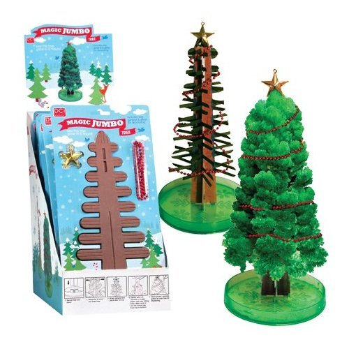 Amazon Com DCI Do It Yourself Magic Growing Jumbo Tree Home  - Magic Christmas Tree