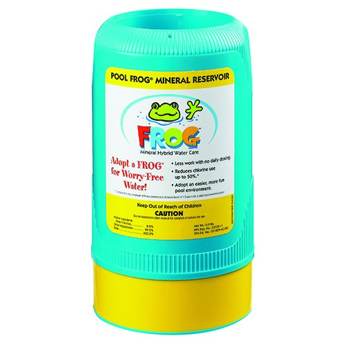 King Technology 01-12-6112 Pool Frog Above Ground Replacement Mineral Reservoir