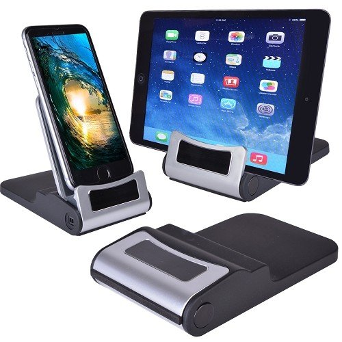 Wireless Gear Folding Stand for ipad, ipad 2, iPhone, Tablets and eReaders (Best Ebook Reader For Iphone)
