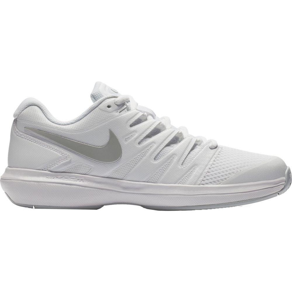 (ナイキ) Nike レディース テニス シューズ靴 Nike Air Zoom Prestige Tennis Shoes [並行輸入品] B07FNS7ZB7 6.5-Medium