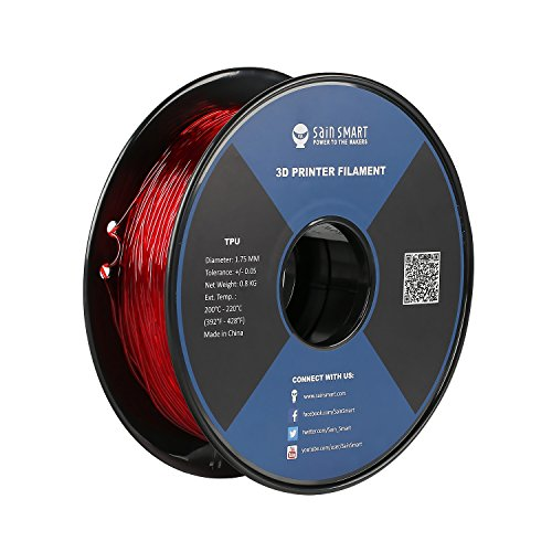 Filamento TPU 1.75mm 0.8kg COLOR FOTO-1 IMP 3D [0TI3JUW4]