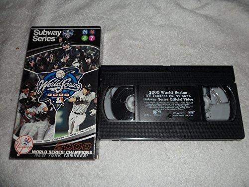2000 World Series Baseball (2000 Official World Series Video - New York Yankees vs. New York Mets [VHS])