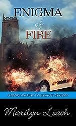 Enigma of Fire (Berdie Elliott Mysteries)