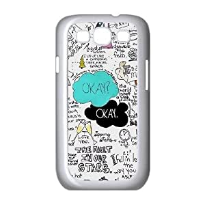 Samsung Galaxy S3 9300 Cell Phone Case White OKAY Ngdz