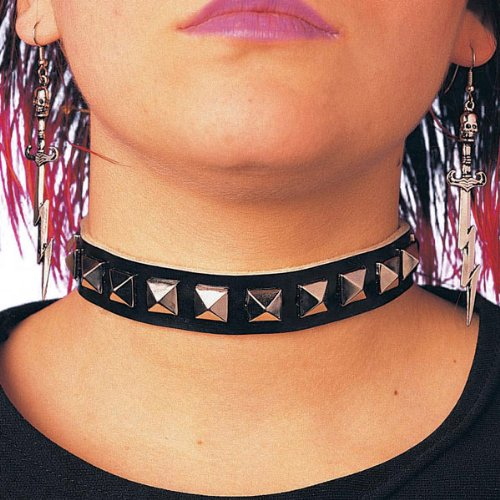 Rubie's Costume Co. Ladie's Studded Choker -