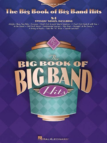 The Big Book of Big Band Hits (Big Books of Music) ()