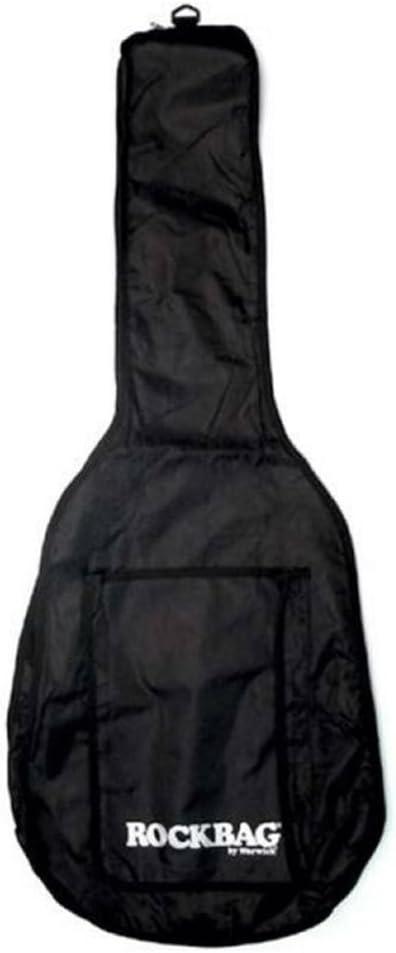 ROCKBAG RB 20538 B ECO – Funda para guitarra clásica, color negro ...