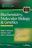 BRS Biochemistry, Molecular Biology, and Genetics, Fifth Edition (Board Review Series) by Todd A. Swanson M.D. Ph. D (2009-12-07)