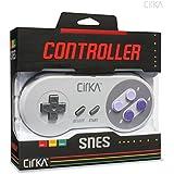 Cirka S91 Classic Retro Controller for SNES Super Nintendo