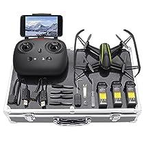 Potensic Drone con Telecamera WiFi FPV 2.4Ghz