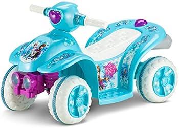 Disney Kid Trax Frozen 6V Toddler Quad Ride On