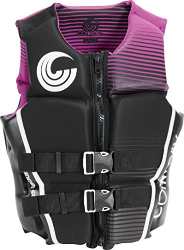 Connelly Womens V-Back Neoprene Vest, XS (28''-32''), Conn-17 by CWB