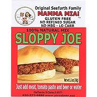 Mamma Mia, Mix Sloppy Beer Joe, 1.3 Ounce