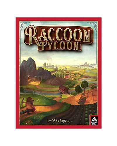 Mr. B Games Raccoon Tycoon