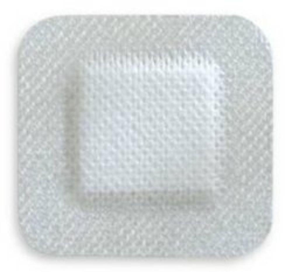 MCKESSON Adhesive Island Dressing McKesson Nonwoven Gauze 4 X 4'' Square (#16-89244-BG, Sold Per Bag)