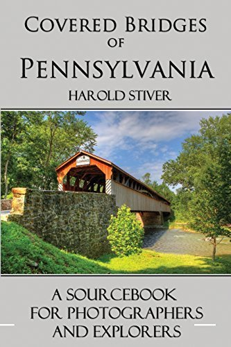 Covered Bridges Pennsylvania Harold 2014 08 18 product image
