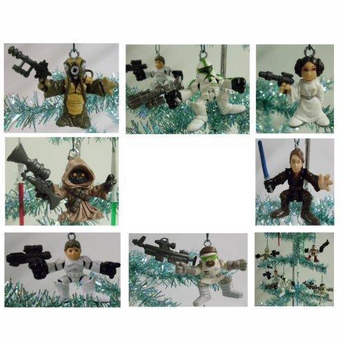 Star Wars Christmas Tree Lights: Star Wars Christmas Tree Decorations