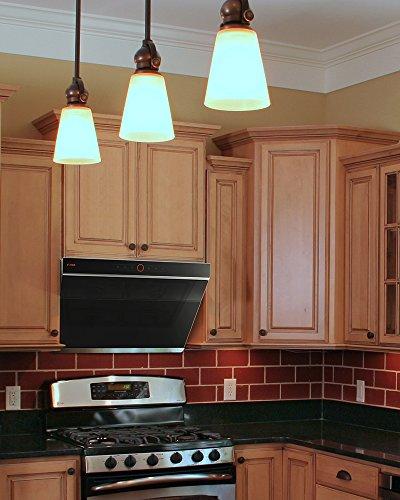 "Stainless Steel Kitchen Cabinets Uae: FOTILE JQG7501 30"" Range Hood Under Cabinet Kitchen"