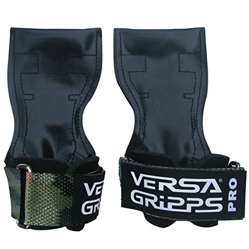Versa Gripps PRO Authentic. The Best Training Accessory in the World. MADE IN THE USA (MED/LG-Camo)