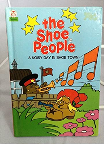 5256af7397a61 The Shoe people: 9780723587361: Amazon.com: Books