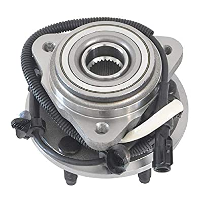 (4WD ONLY) DRIVESTAR 515013 Front Wheel Hub & Bearing Assembly for Ford Ranger 2000 01 2002, 2000-2002 Mazda B3000(5 Lugs w/ABS): Automotive