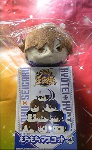Prince glutinous mascot Kunimitsu Tezuka has mass of new tennis