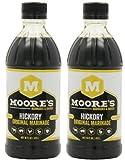 Moore's Hickory Original Marinade, 16 fl oz (pack of 2)