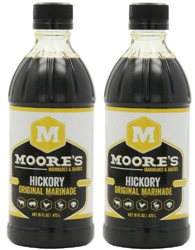 Top hickory marinade