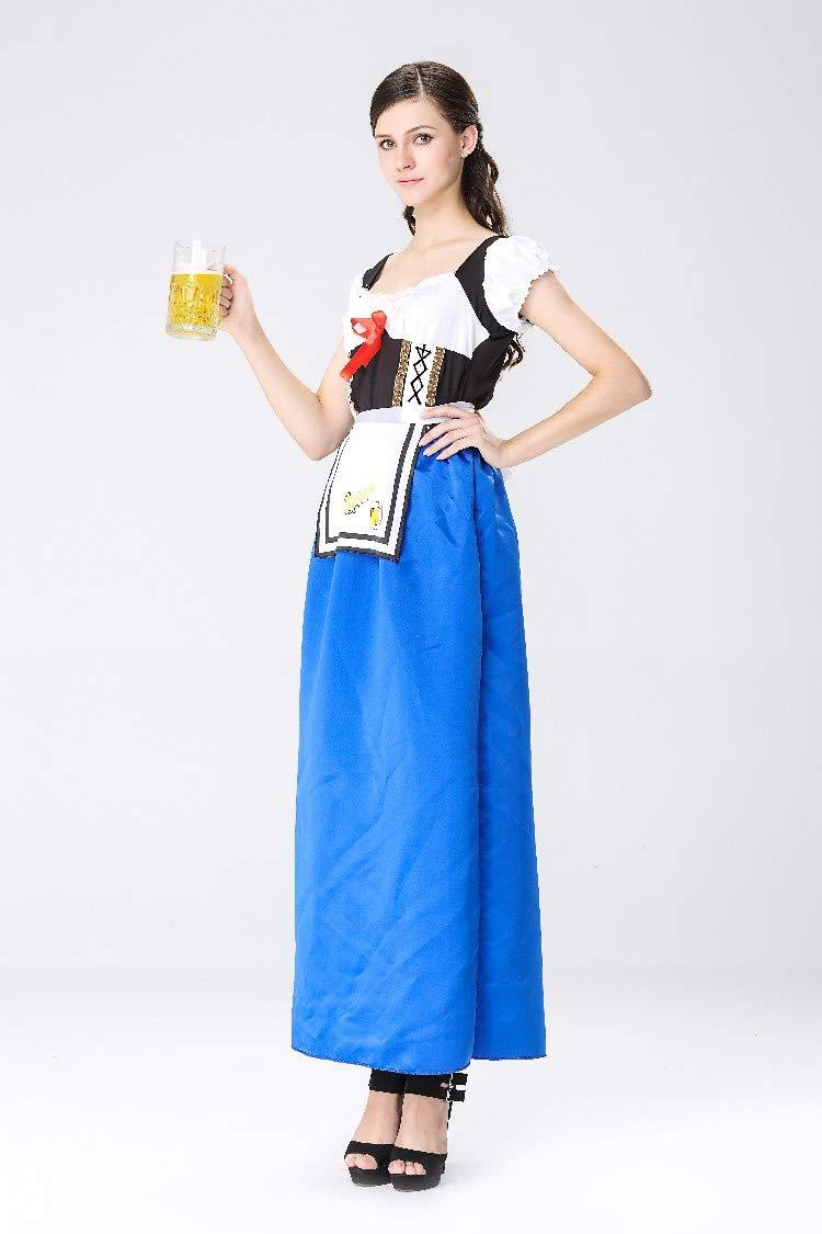 Halloween Kostüm,Halloween Kostüme Oktoberfest Bier Kostüme Maid Maid Wear Bayerische Tracht, Stil 3, L B07H5CS5W8 Kostüme für Erwachsene Der neueste Stil    | eine große Vielfalt
