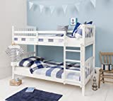 Noa and Nani Bunk Bed Wooden Single Can be split into 2 singles Brighton