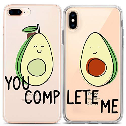 Lex Altern Couple Matching Iphone Case Xs Max X Xr 10 8