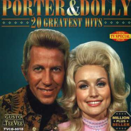 Porter Wagoner & Dolly Parton - 20 Greatest Hits by Wagoner, Porter & Dolly Parton