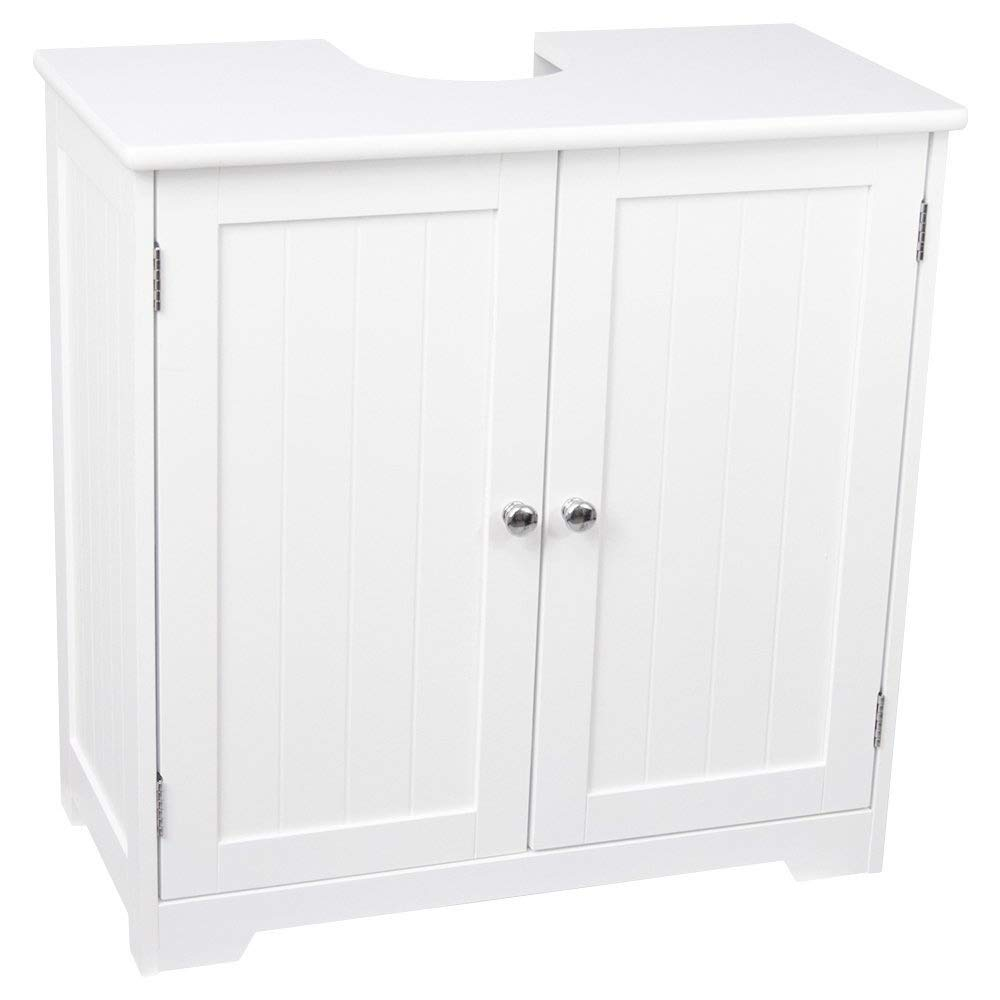 Home Discount Priano Under Sink Bathroom Cabinet Floor