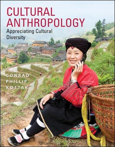 Cultural Anthropology (B&B Anthropology)
