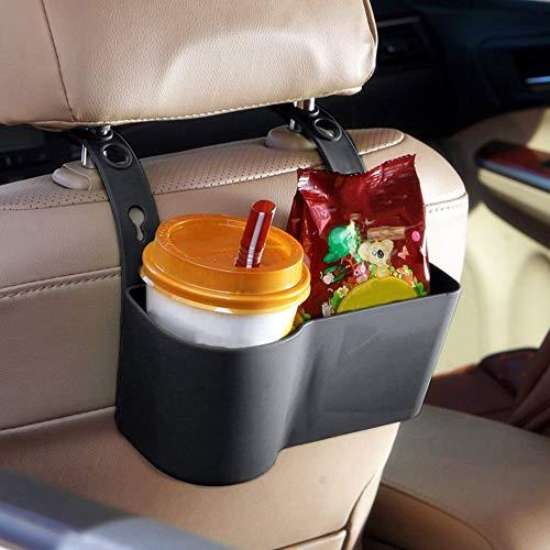 Styling Car Bracket Universal Drink Cup Hanging Holder Seat Back Hanger Adjustable Organizer Automobiles Supplies ()
