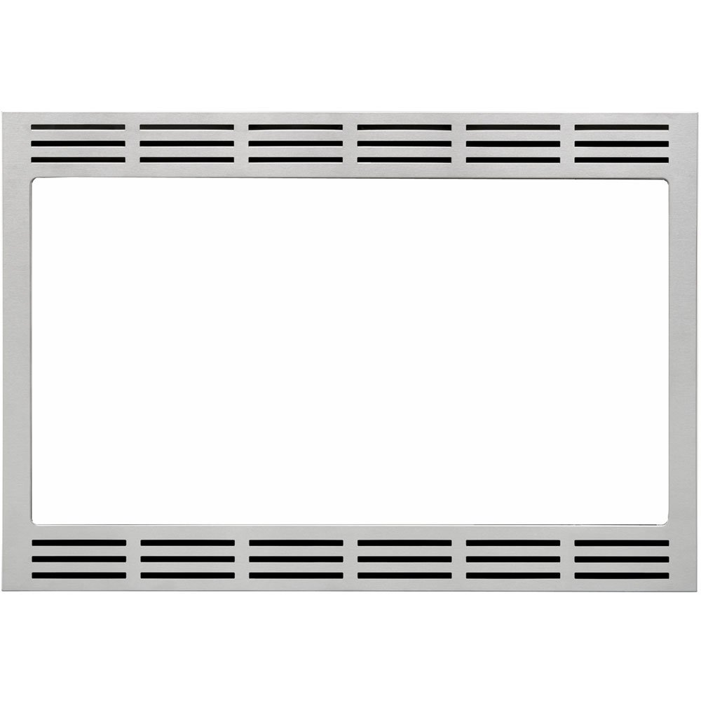 Panasonic 27'' Trim Kit for 2.2 cuft Panasonic Stainless Microwave Ovens, NN-TK922SS