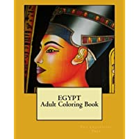 Egypt:  Adult Coloring Book
