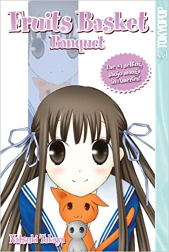 FRUITS BASKET 5 Book Set Manga Banquet and more Sticker Collection Planner