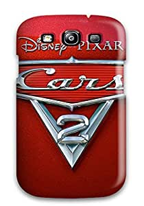 Top Quality Case Cover For Galaxy S3 Case With Nice Disney Pixar Cars 2 2011 Appearance