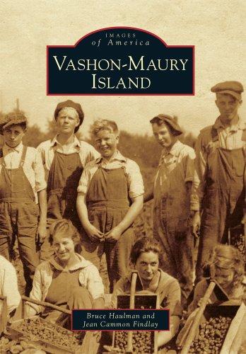 Maury Island (Vashon-Maury Island (Images of America))