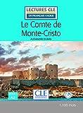 Le Comte de Monte Cristo Fle Lecture + CD Audio 2ed (French Edition)