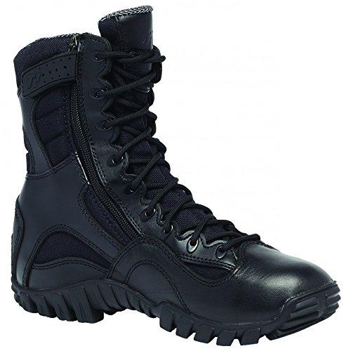 Belleville TR960Z Tactical Research Khyber LTWT Black Side-Zip Boots Black