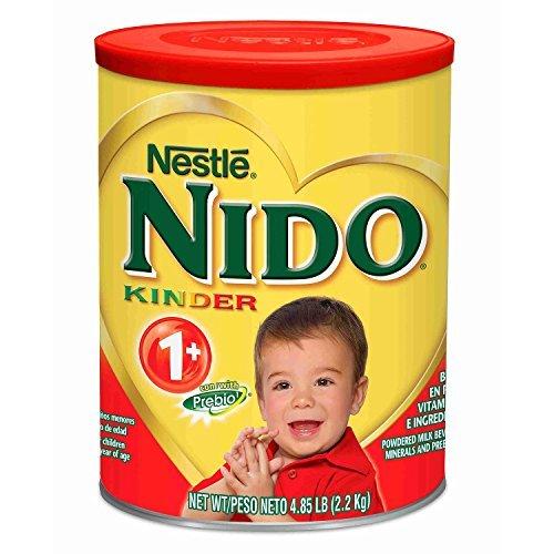Nestle Nido Kinder 1+ Toddler Formula (4.85 lbs.) by Kinder 1+