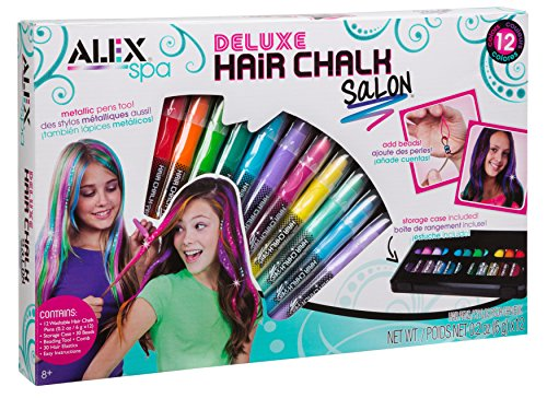 ALEX Spa Deluxe Hair Chalk Salon ()