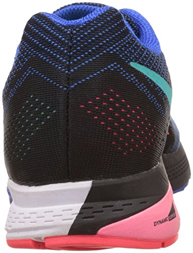NIKE Outdoor Trainers Zoom Cross Multicolour Blau Structure Mens 18 rwarxzI4n