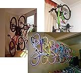 Dirza Bike Rack Garage Wall Mount Bike Hanger